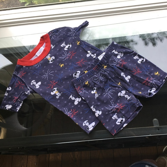 Hanna Andersson Other - Hannah Anderson Peanuts Pajama Set 3 to 4 years